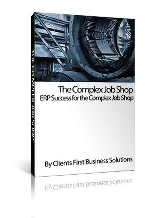 Complex Job Shop