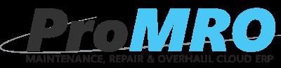 MRO Software, ProMRO