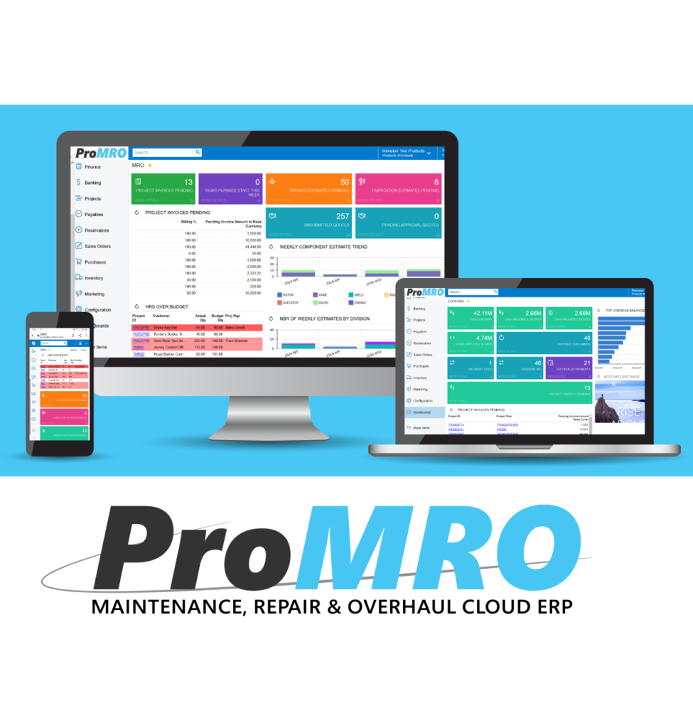 MRO ERP Software