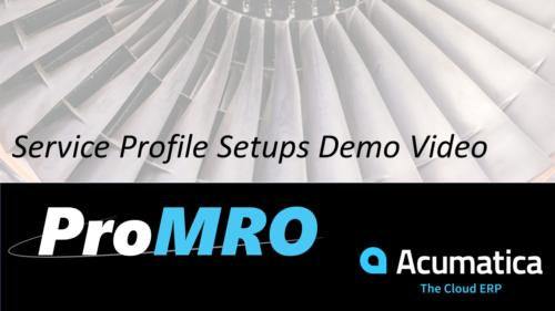 MRO Software Quoting